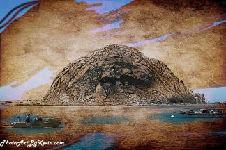 Morro Rock Old Time