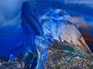 Half-Baked Yosemite Half Dome