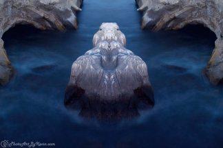 Rock Behemoth of the Ocean