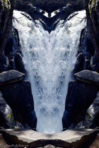 Waterfall Deity
