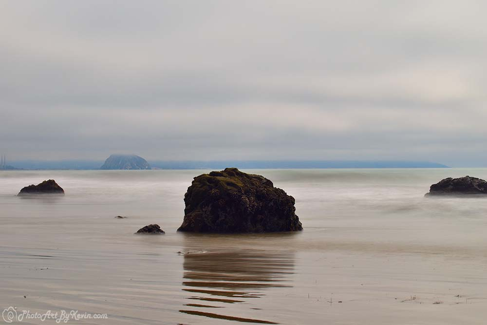 Little Morro Rock